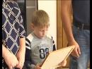 Глава района Андрей Медных вручил молодой семье из Тогура свидетельство на улучшение жилищных условий