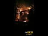 На Химмаше пожар, на улице Дагестанская