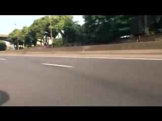 «Призрачный» мотоцикл
