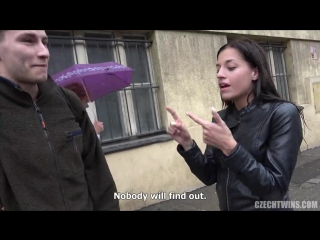 Czech twins 7 reality,sex in car,threesome,bj,outdoor,gonzo,hardcore,all sex,new porn 2016,
