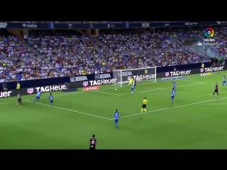 Испания ЛаЛига Малага - Эйбар 0:1 обзор  HD