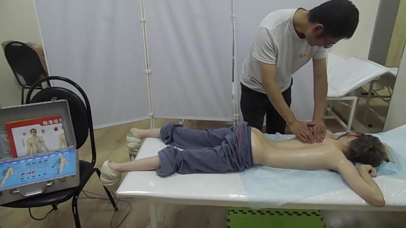 Китайский электрический массаж в ФОЦ Адели-Пенза врач Хэмин Чжан