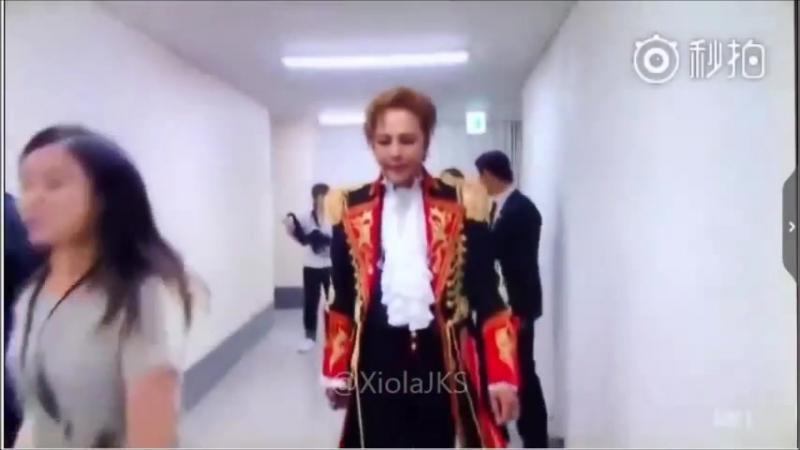 Jang Keun Suk Rockumentary TBS Backstage