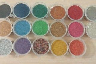 Купить цветной песок Ижевск Ижевск щебень гравийный 5-20