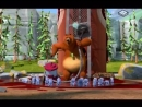 12 серия Гризли и Лемминги-Медвежья чесотка