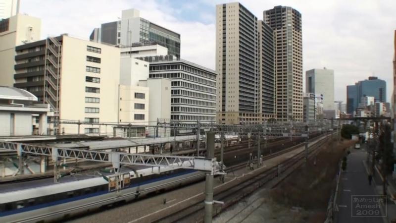 Type 500 Shinkansen train