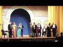 Донбасс Опера в Амвросиевке представила оперетту Сильва .Интервью местных жителей.