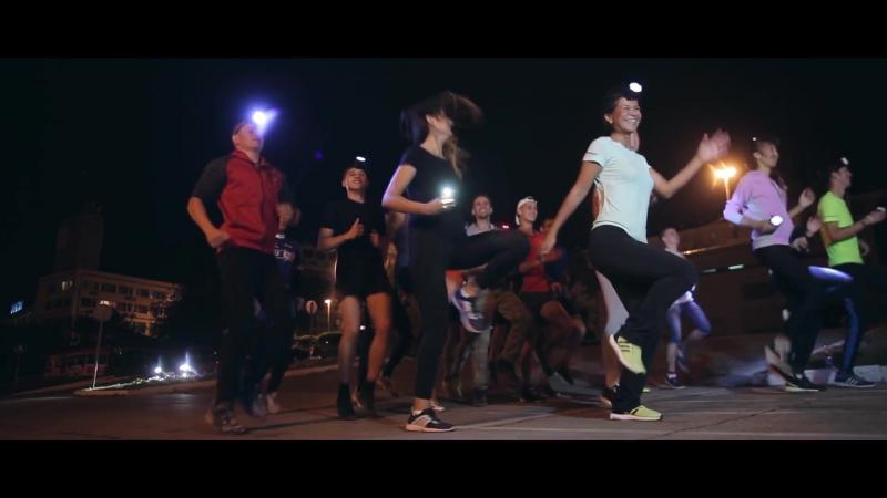Adidas Runners Moscow Community run: Бегущие огни