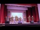 Военный танец в исполнении коллектива д/с №6 Радуга