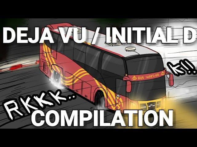DEJA VU/ INITIAL D - COMPILATION