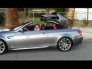 E93 BMW M3 Top Down