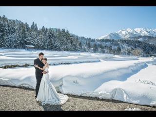 Pre Wedding Oil Fluke Japan