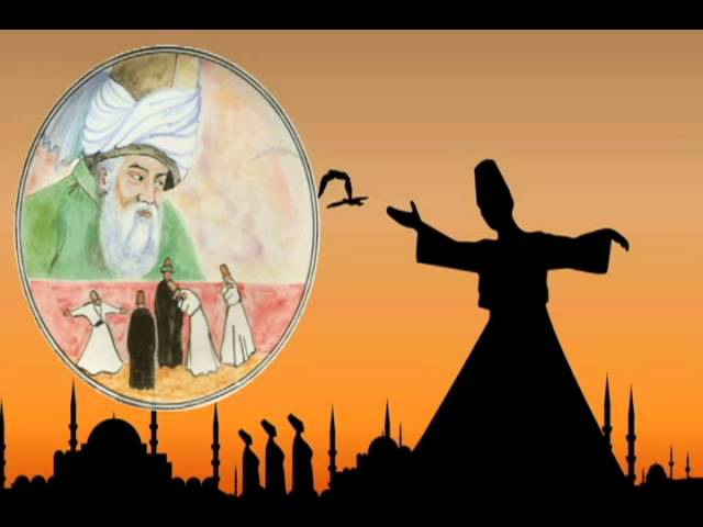 Salam Mevlana - a great chant to sing along