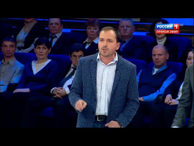 Константин Семин: Мы не имеем права осуждать поступок Захара Прилепина