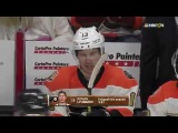 Первый гол Романа Любимова в карьере в НХЛ! / Lyubimov scores first career goal