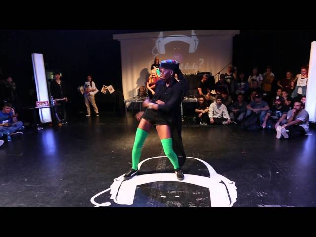 PRINCESS MADOKI judge demo at WHO'S THAT LADY? (Italy)