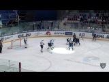 КХЛ (Континентальная хоккейная лига) - Моменты из матчей КХЛ сезона 16/17 - Гол. 2:0. Саюстов Дмитри