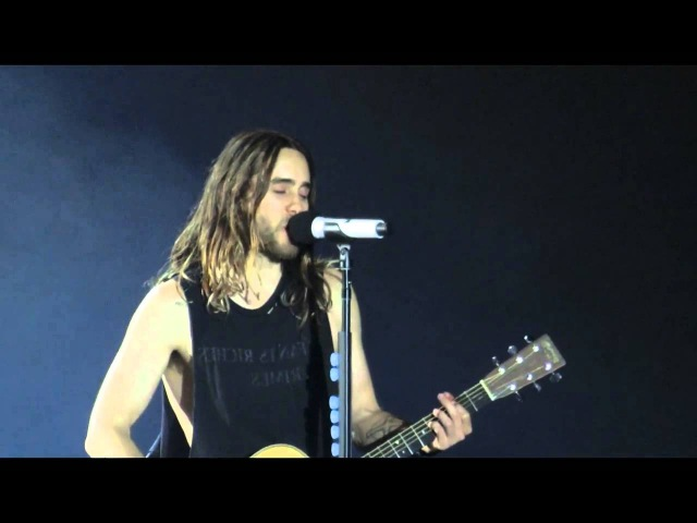 30 Seconds To Mars - The Kill (Acoustic) - 25.02.14 Live in Berlin