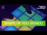 Drum Pad Machine - Shape of You (Ed Sheeran Remix)