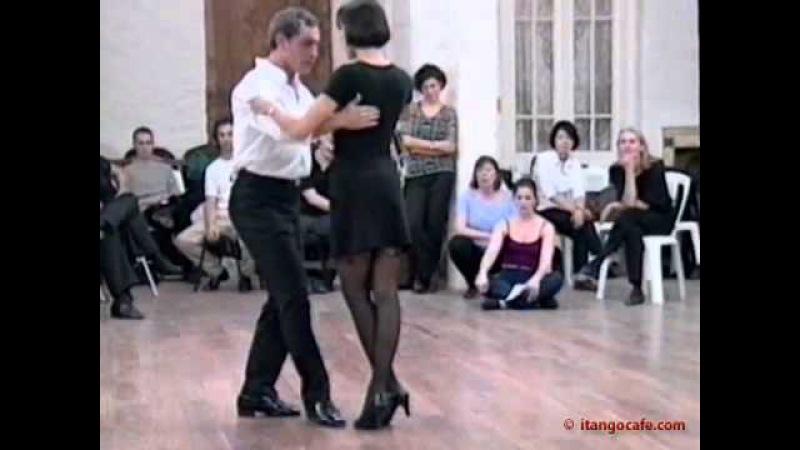 Osvaldo Zotto and Lorena Ermocida, Advanced Seminar 2000 (Perfromance V355)