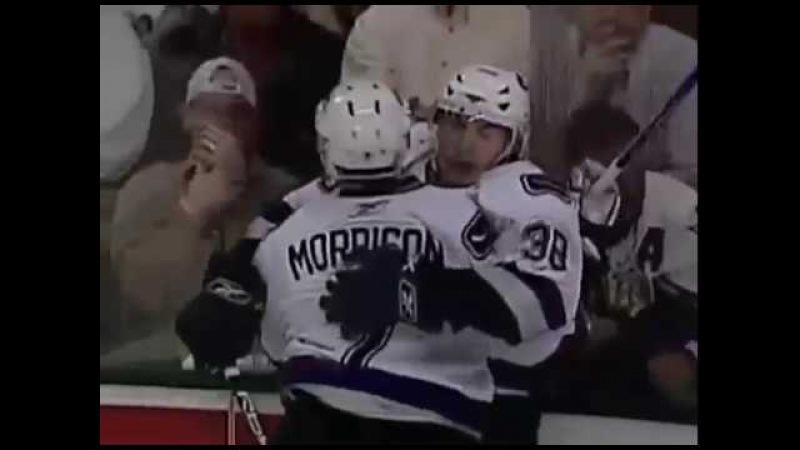Jannik Hansen's First NHL Point (Apr. 15, 2007) (Team 1040)
