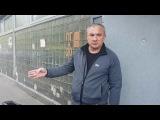 Николай Фоменко с мотор колесом Дуюнова
