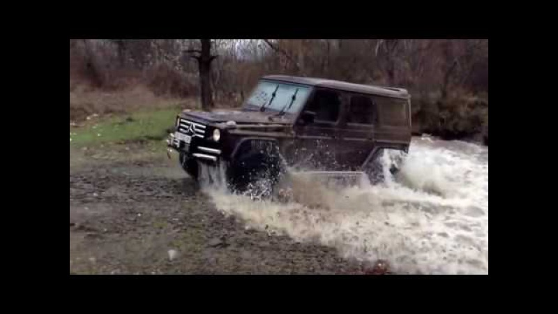 Гелик по грязи жесть off road 4x4 .Mercedes Benz G63 AMG