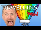 Travelling for Kids English Stories for Children Steve and Maggie traveling on Wow English TV