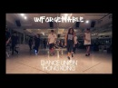 JANET LANGER choreography // UNFORGETTABLE @ Dance Union HONG KONG