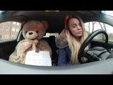 Teddybear scare prank