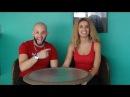 Ataca y La Alemana Entrevista a Tanja Kensinger y Jorge Burgos