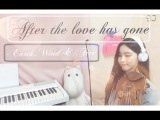 After The Love Has Gone l Earth, Wind &amp Fire l Violin Cover by.SJ