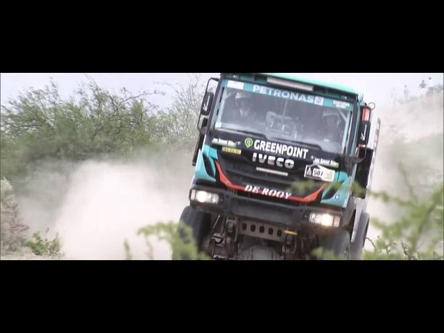 IVECO Dakar 2017 - 2017/01/04 San Miguel de Tucuman - San Salvador de Jujuy