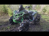 Kick Off Ride With Extreme  ATV Offroad   JUST GONNA SEND IT !!