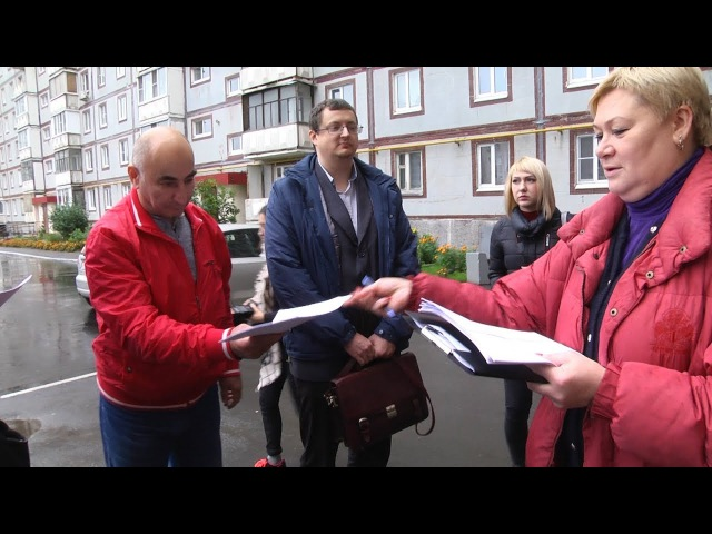 Дом образцового содержания - Годовикова, 26