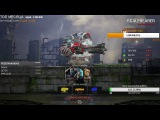 Quake Champions duel agent-vs-inz