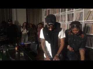 Swizz Beatz VS Just Blaze LIVE