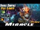 Miracle Slark Double Rampage Pro Gamer Dota 2