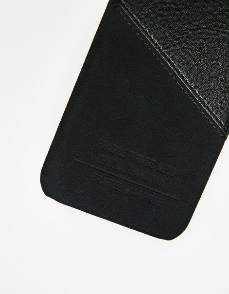 Чехол из искусственной кожи для iPhone 6/6s