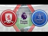 Мидлсбро 0:0 Эвертон | Чемпионат Англии 201617 | Премьер Лига | 25-й тур | Обзор матча