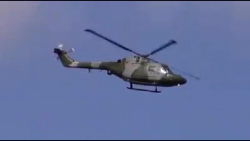 Высший пилотаж на вертолёте