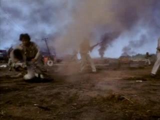 Последняя неудачная атака вьетнамцев на американскую базу (Последняя схватка в Ланг Мэй)
