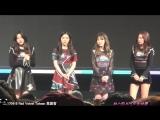 170416 Red Velvet Rookie Mini Album Event in Taipei [Fancam]