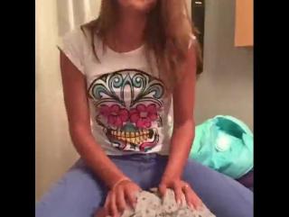 Anisyia jasmin (эро в постели жж секси попка массаж подруги девушки вебка sex кайф ню 2017)