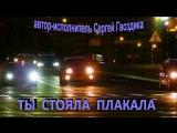 Сергей Гвоздика - Ты стояла плакала. (Автор ролика Тамара Ветошева)