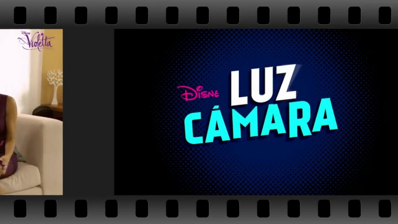 Violetta - Verpatzte Szenen (Luz, Cámara. ¡Ups!) (Clips 1-12) [spanisch_español]