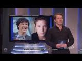 Benedict Cumberbatch at SNL (RUS SUB)
