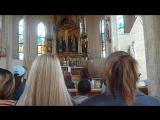 Концерт органной музыки в католическом храме г. Караганда 20.08.17г