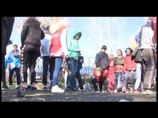 АСН - Городской осенний день здоровья в Тюмени