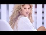 Шакира в рекламе Crest 3D White